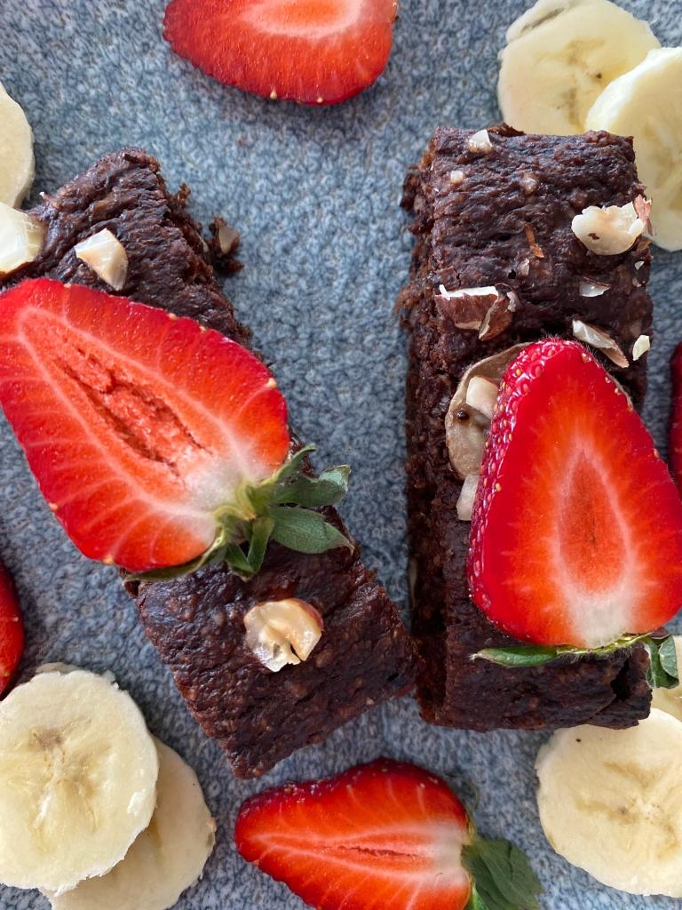 Quick Chocolate Banana Cake