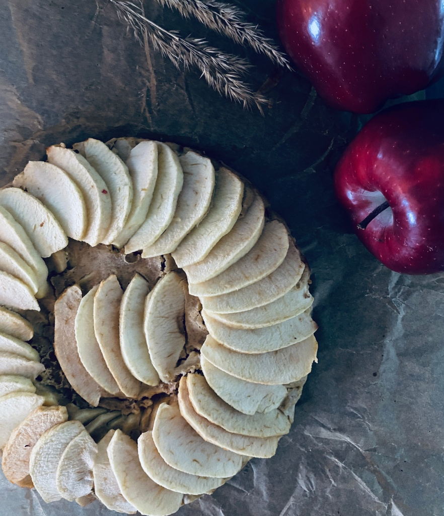 Easy and healthy Apple Cake